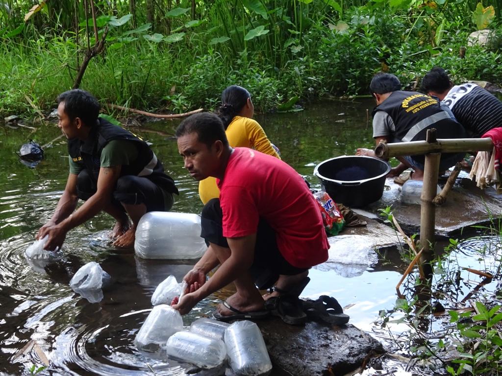 Restocking Perairan Umum Darat