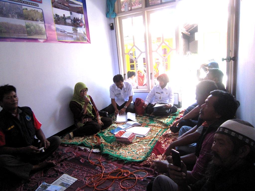 Pembinaan Sistem Pengawasan Masyarakat (POKMASWAS) Evaluasi Penilaian Tahunan Tingkat Provinsi Jawa Timur