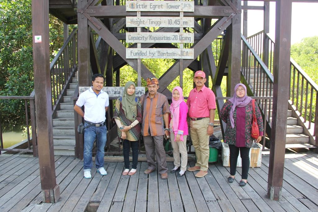 Kunjungan Kerja Ke Balai Pengendalian Perubahan Iklim Dan Kebakaran Hutan Dan Lahan Denpasar