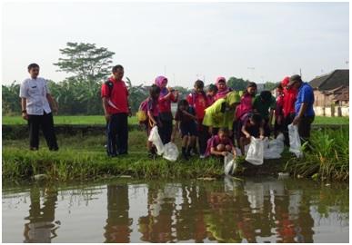 Restocking Perairan Umum Dan Darat