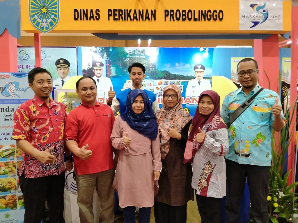 Indonesian Seafood Expo 2019 Jakarta Convention Center
