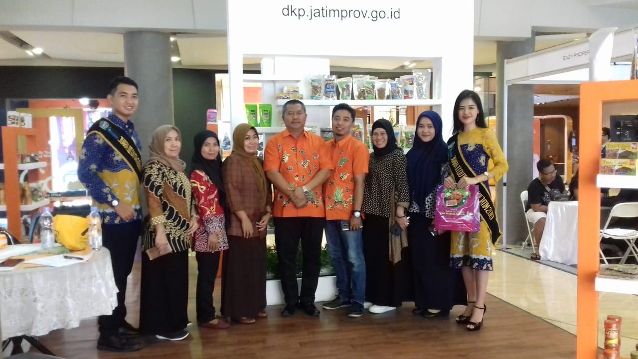 Pameran Produk Unggulan Nasional Di Mall Level 21 Bali